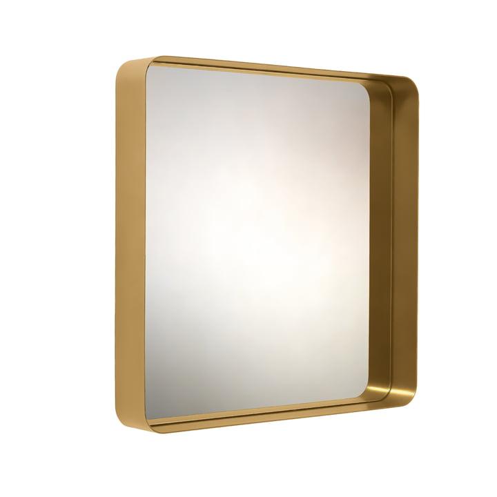 ClassiCon - Cypris miroir 70 x 70, laiton / cristal