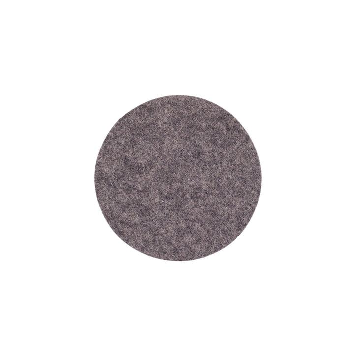 Hay - sous-verre Coaster, gris foncé