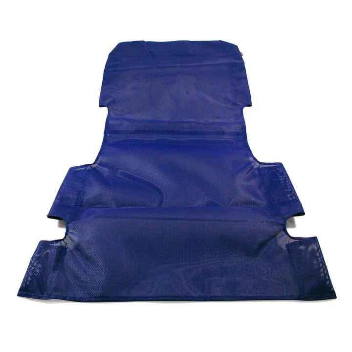 Housse de rechange pour fauteuil Fiesta de Fiam en bleu foncé