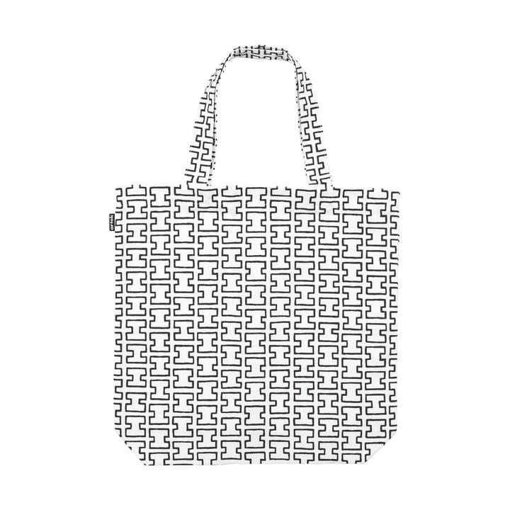 Artek - Sac en tissu H55, blanc/gris
