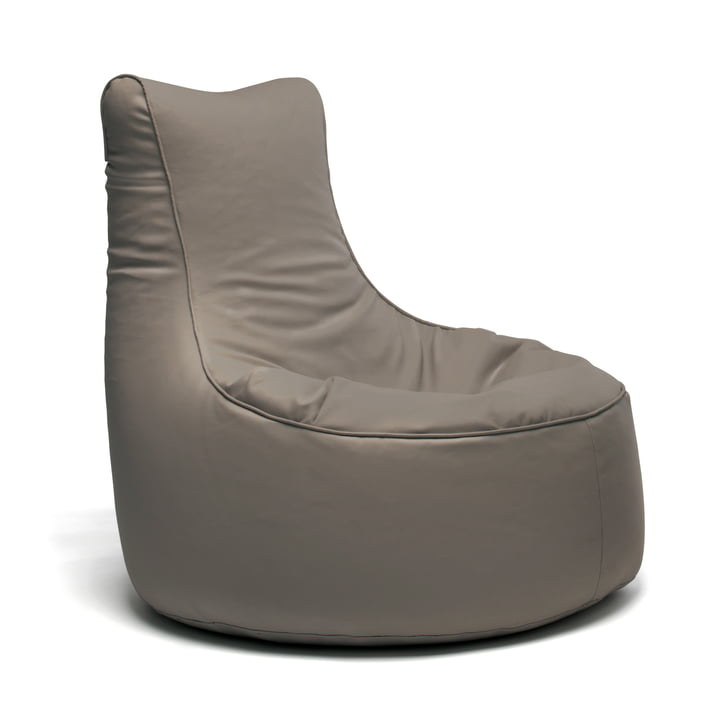 Sitting Bull - Pouf Chill XL, taupe
