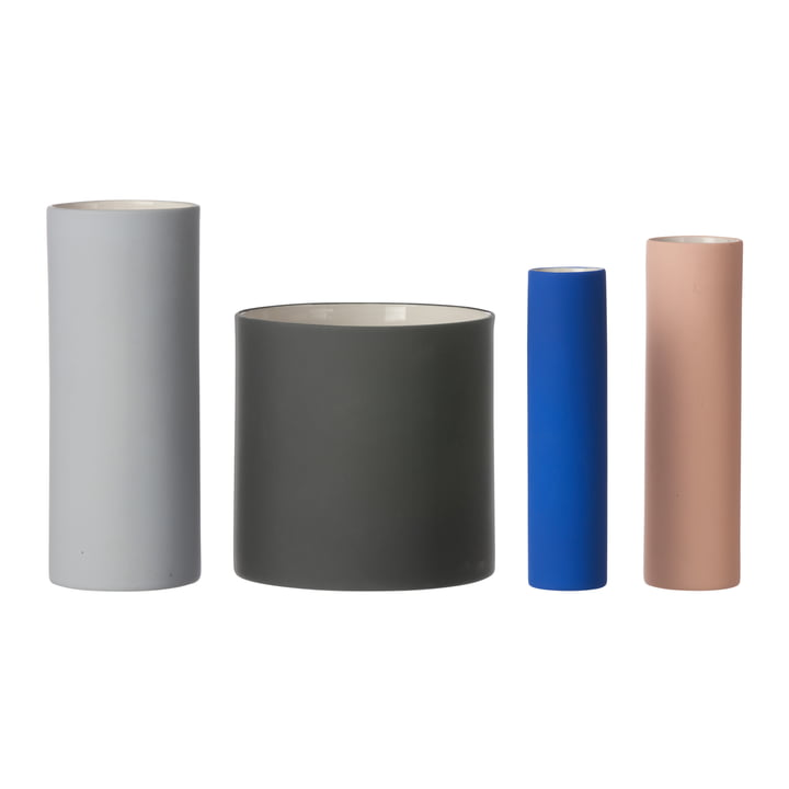 Ensemble de vases Collection Multicolor de ferm Living