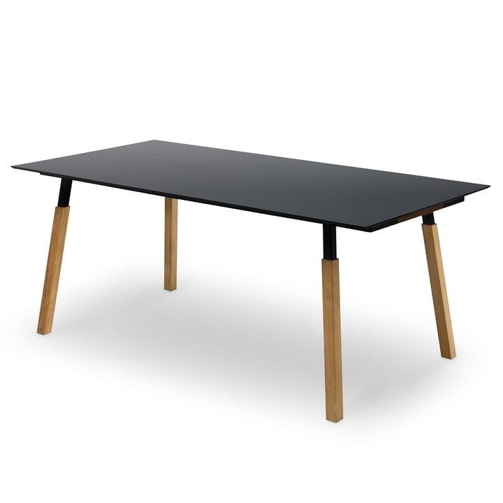 Skagerak - Table Way Outdoor, noir