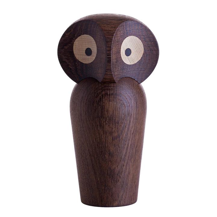ArchitectMade - Chouette Owl Large, chêne fumé