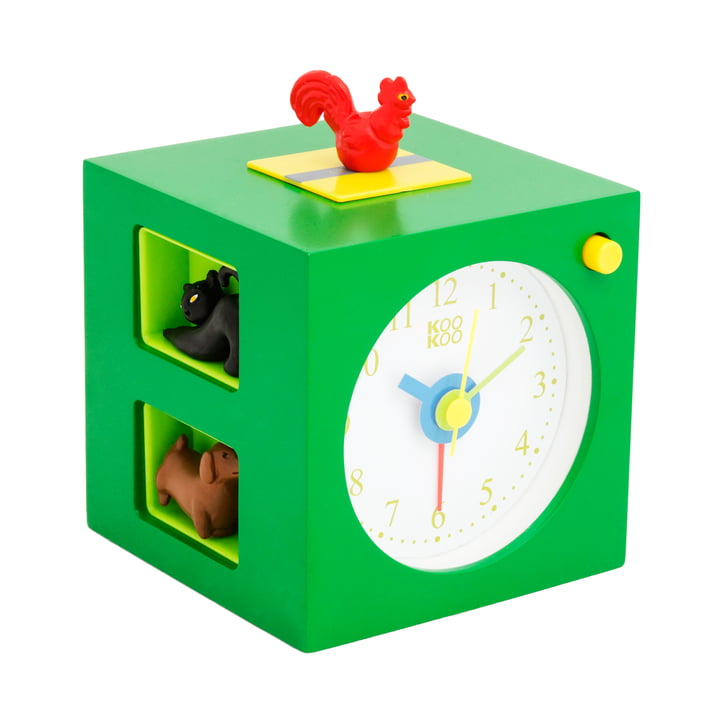 KooKoo - KidsAlarm, vert