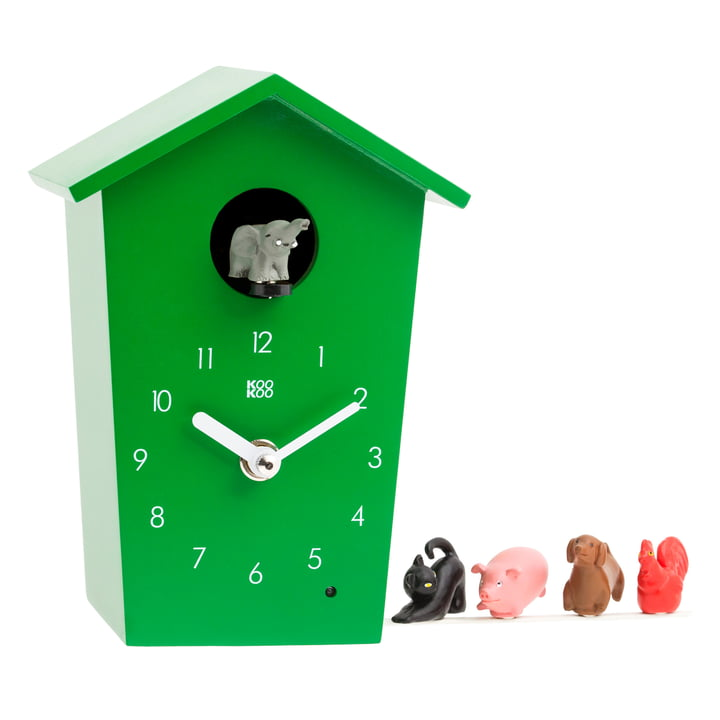 KooKoo - Animal House, vert