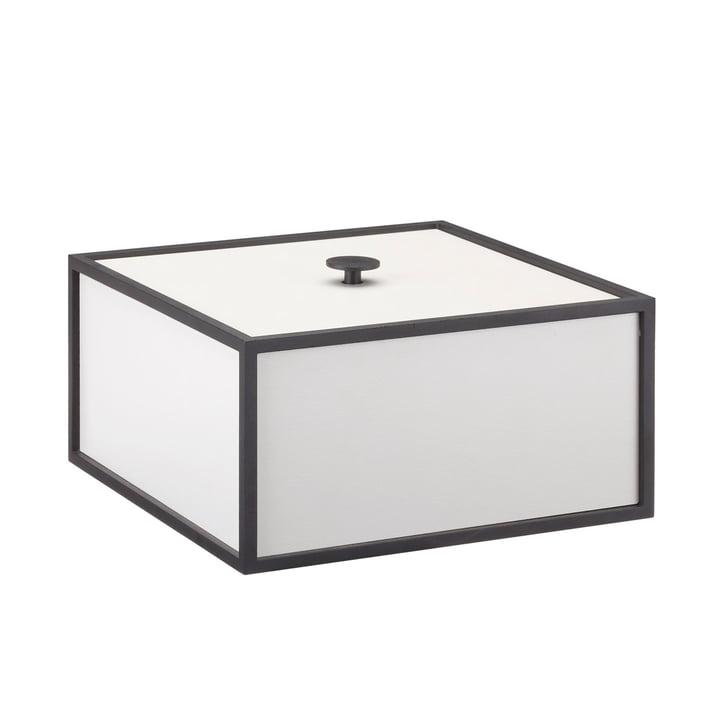Cadre Box 20 de by Lassen en gris clair