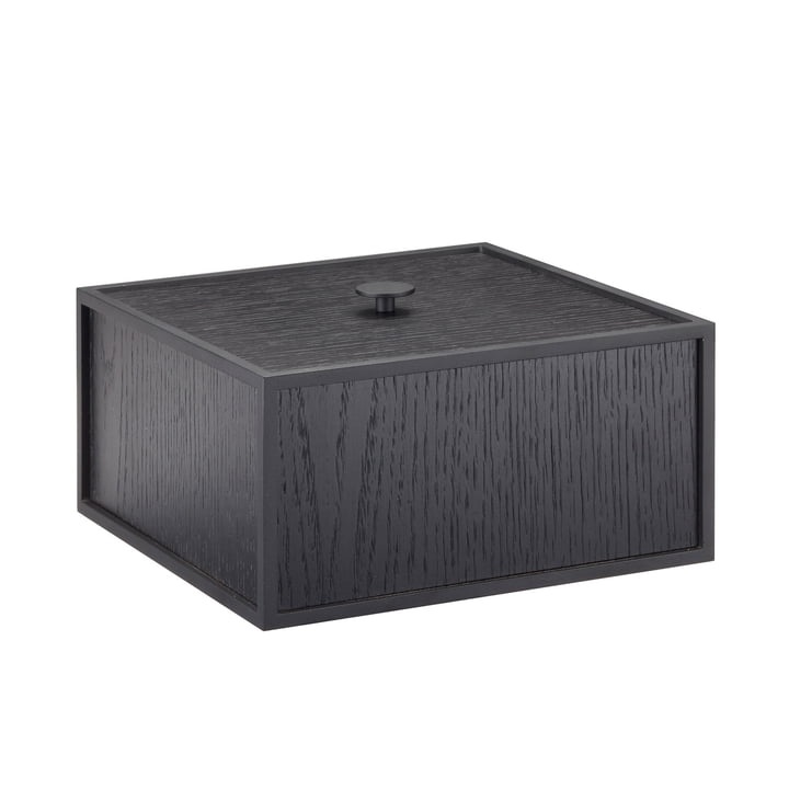 Cadre Box 20 by by Lassen in Black