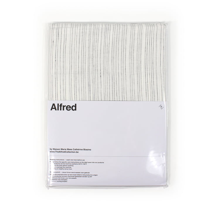 Alfred - Emballage nappe Judy