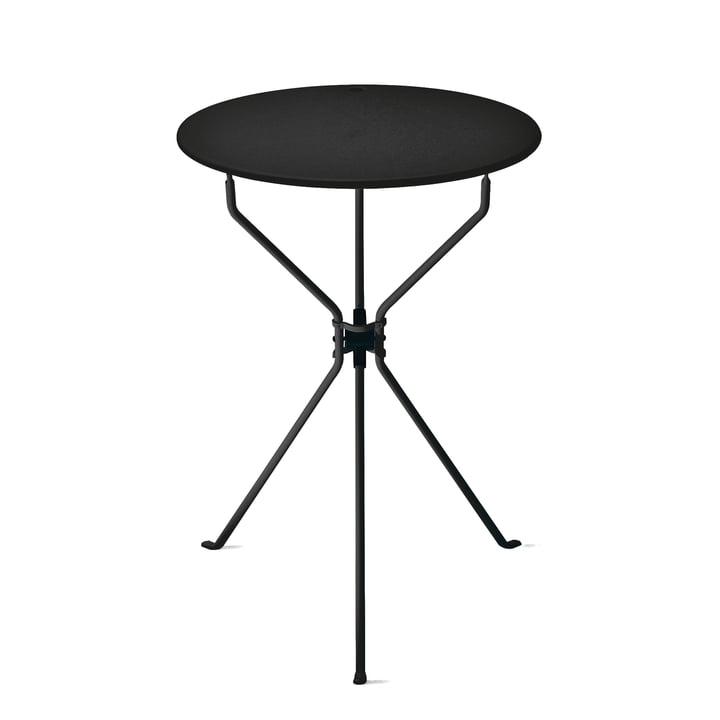 Zanotta - Table d'appoint Cumano, noir