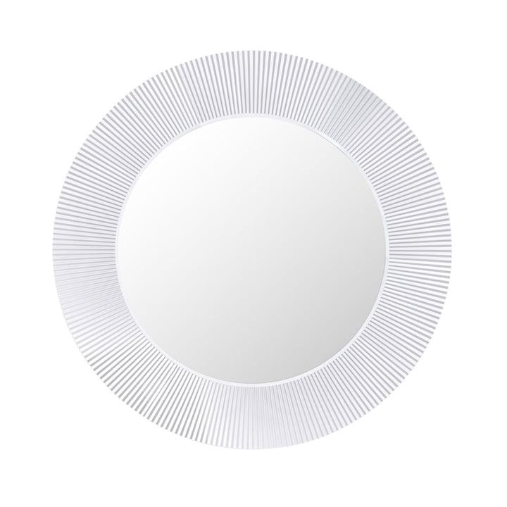 Kartell - Miroir All Saints LED en transparent/clair