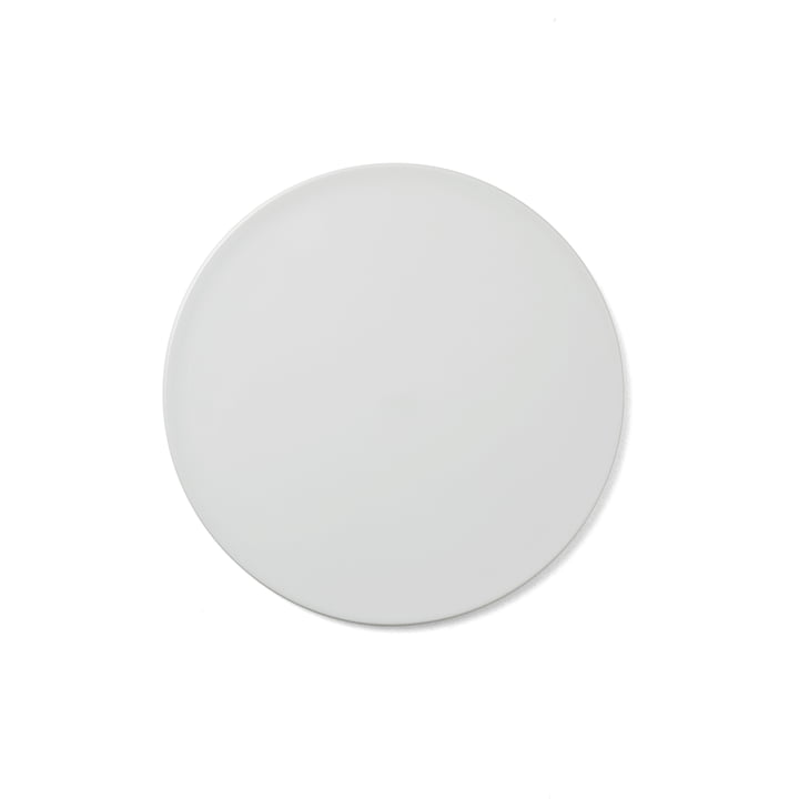 Menu - New Norm Assiette / couvercle Ø 1 7. 5 cm en blanc