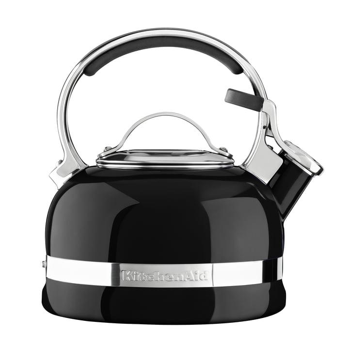 KitchenAid - Bouilloire 1,9l en noir onyx