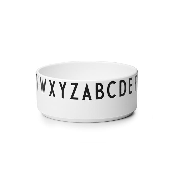 Design Letters - AJ Coupe déco en porcelaine, medium