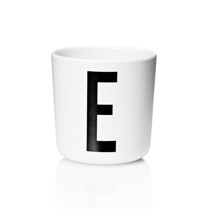 Design Letters - AJ Gobelet Mélamine E
