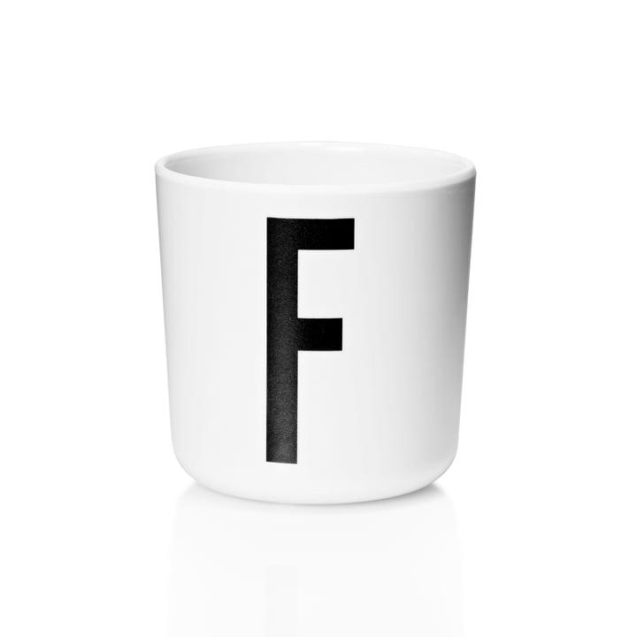 Design Letters - AJ Gobelet Mélamine F