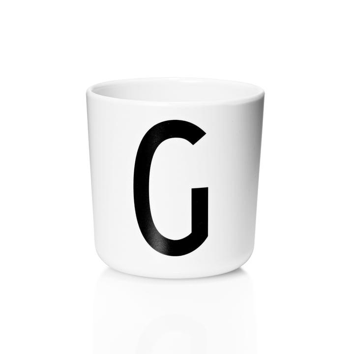 Design Letters - AJ Gobelet Mélamine G