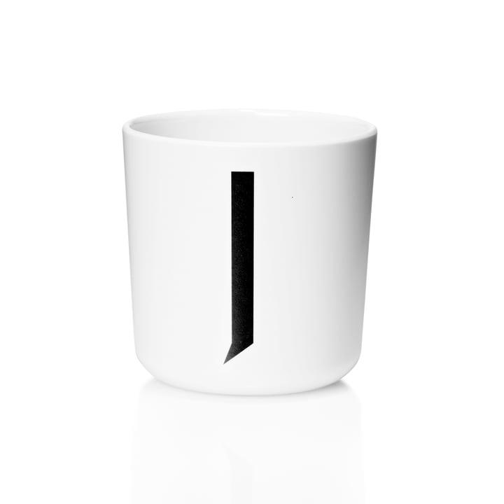 Design Letters - AJ Gobelet Mélamine J