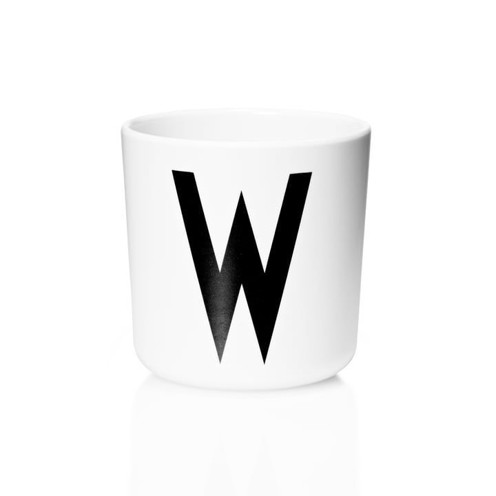 Design Letters - AJ Gobelet Mélamine W