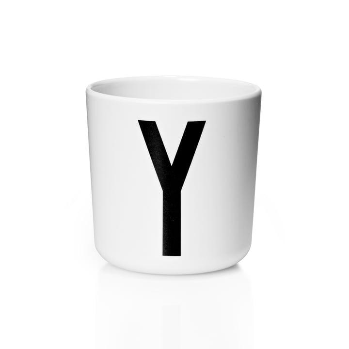 Design Letters - AJ Gobelet Mélamine Y