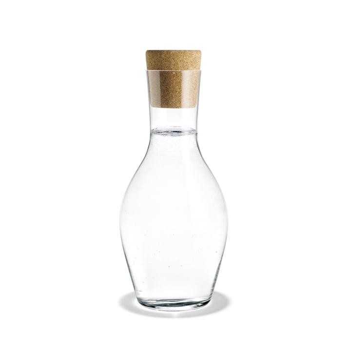 Holmegaard - Carafe à eau Cabernet avec bouchon en liège