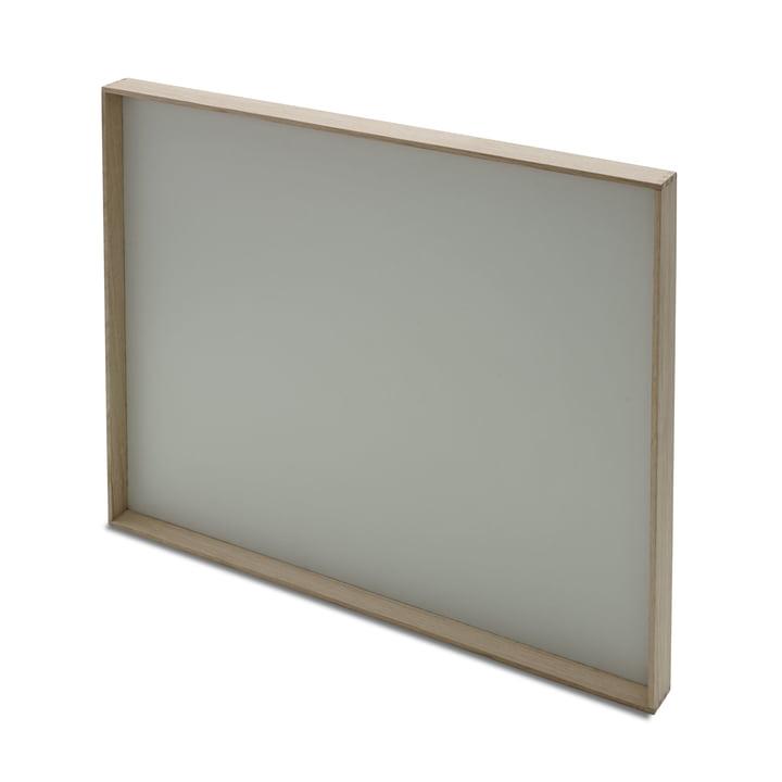 Skagerak - Tableau d'affichage en blanc gris
