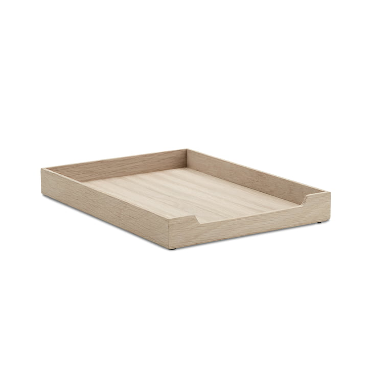 Skagerak - Rangement de bureau Nomad en bois de chêne