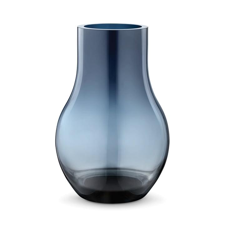Georg Jensen - Vase Cafu en verre en M