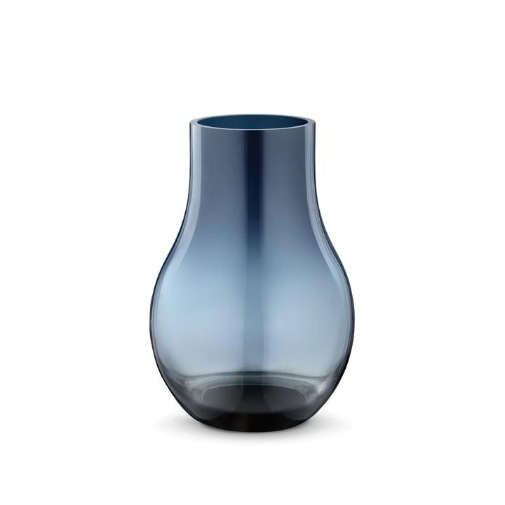 Georg Jensen - Vase Cafu en verre en S