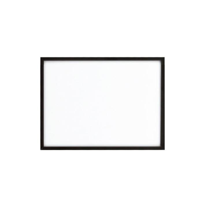 Cadre photo illustré 21,5 x 14,8 cm de Lassen en noir