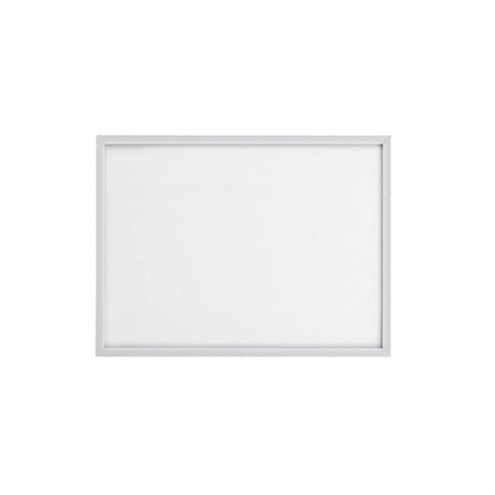 Cadre pour illustration 21,5 x 14,8 cm de Lassen en blanc