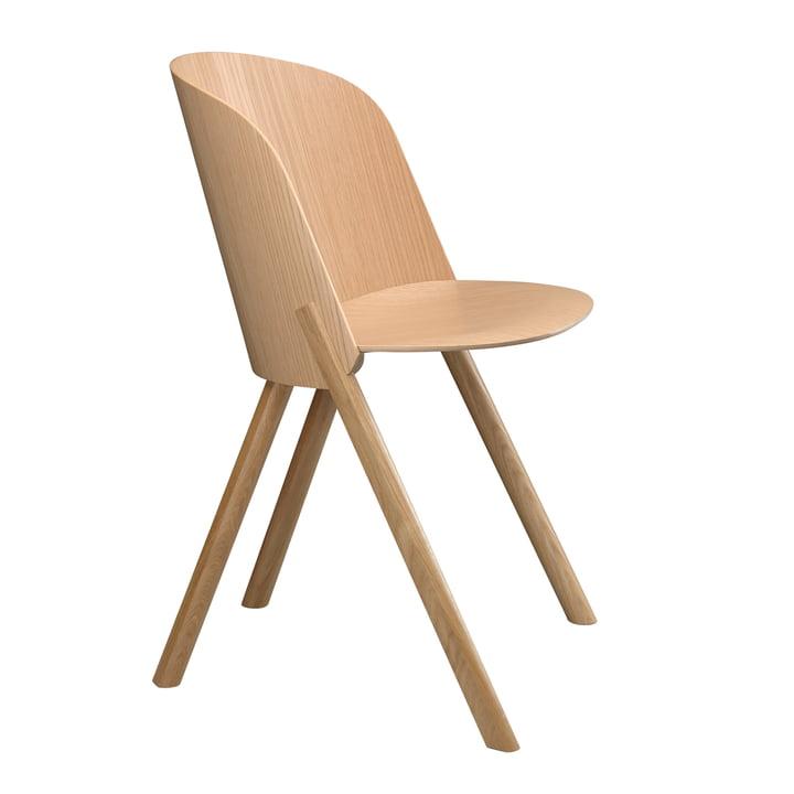 e15 - Chaise CH05 This en chêne naturel