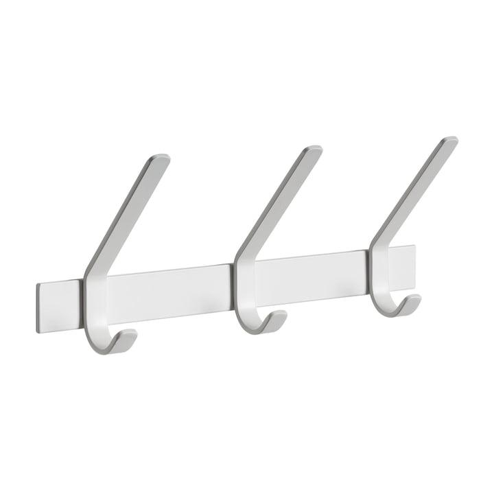 e15 - FK08 Uni portemanteau L 40 cm, blanc clair