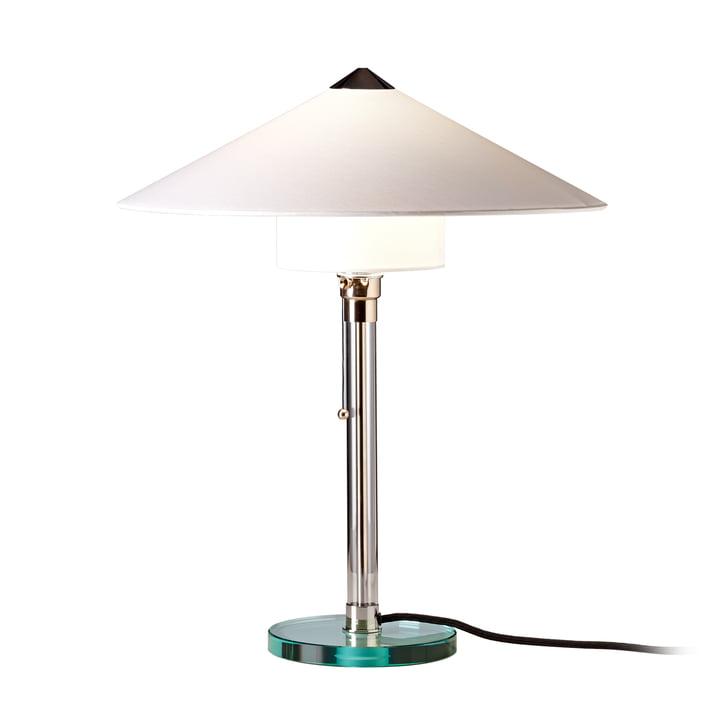 Lampe de table Wagenfeld WG27 de Tecnolumen