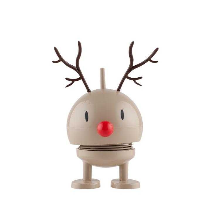 Hoptimist - Renne Baby Bumble Rudolf, petit format