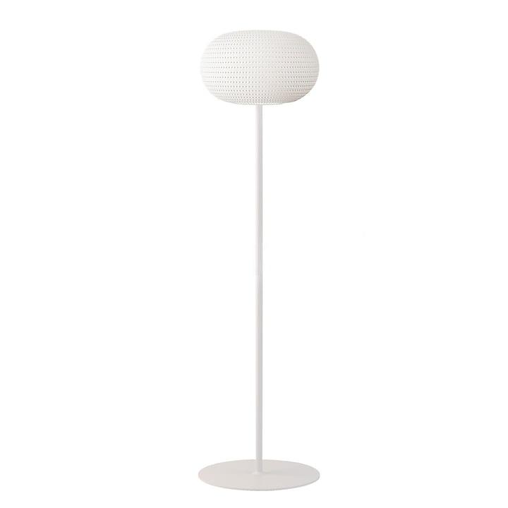 Lampadaire Bianca de FontanaArte en blanc