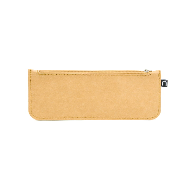 Trousse/portefeuille Wallet de Novoform en coloris naturel