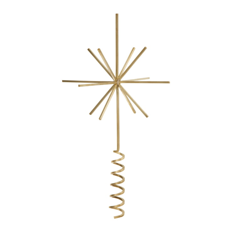 ferm Living - Christmas Tree Top Star