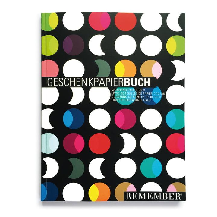 Livre de papiers cadeaux de Remember