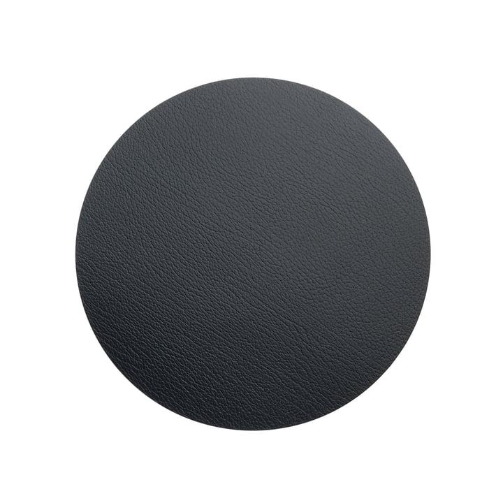 LindDNA - Dessous de plat Hot Mat Circle S Ø24cm, Bull noir
