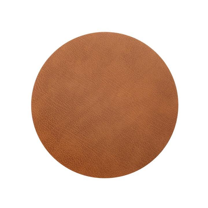 LindDNA - Dessous de plat Hot Mat Circle S Ø24cm, Bull naturel
