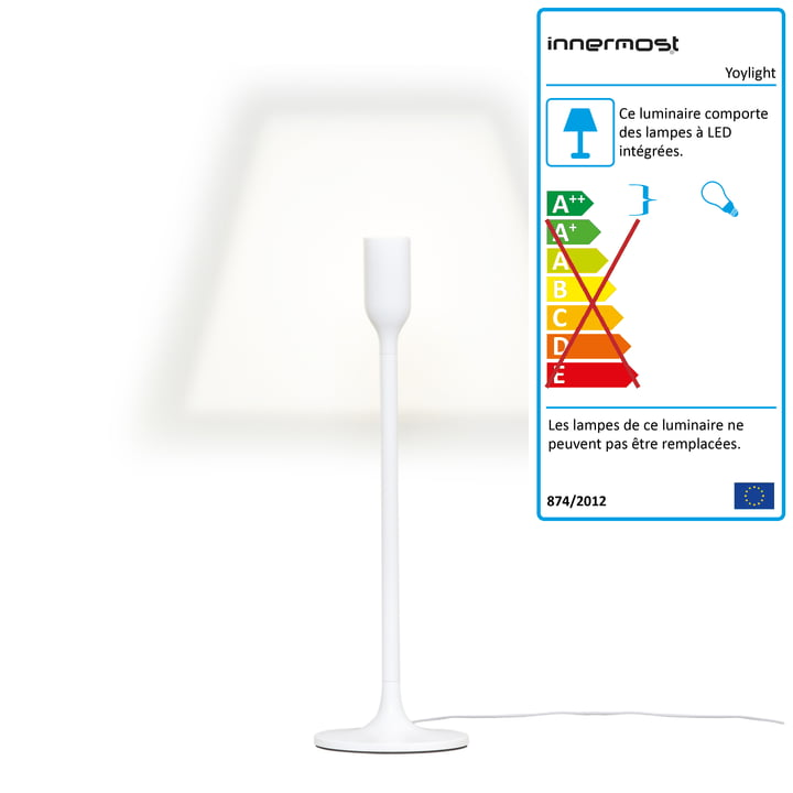 Lampe de table Yoylight de Innermost