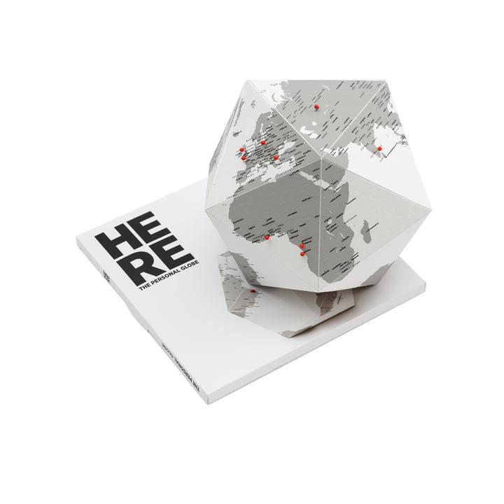 Here The Personal Globe de Palomar en moyen format
