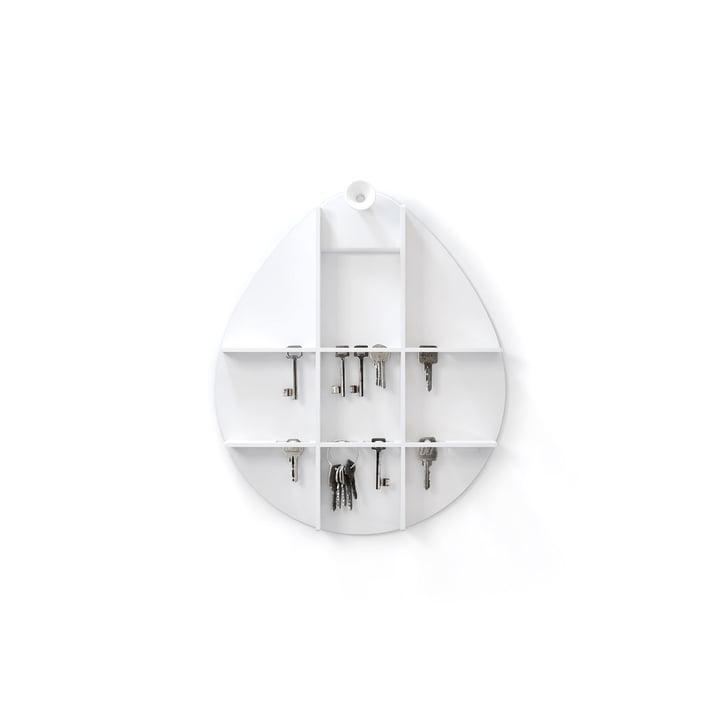 Rizz - Armoire à clés The Cabinet en blanc