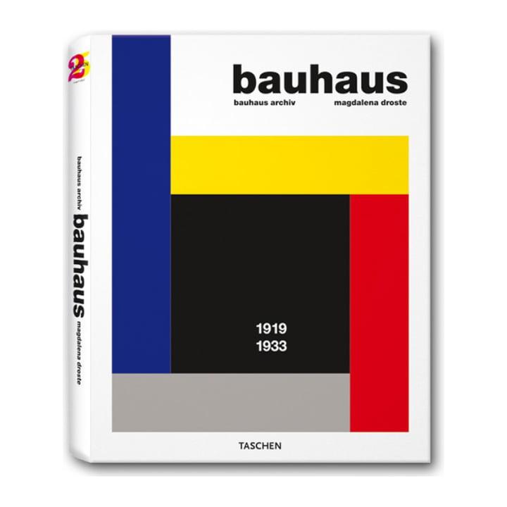 Couverture livre Le Bauhaus: 1919-1933 Réforme et avant-garde en petite série d'architecture Taschen 2.0