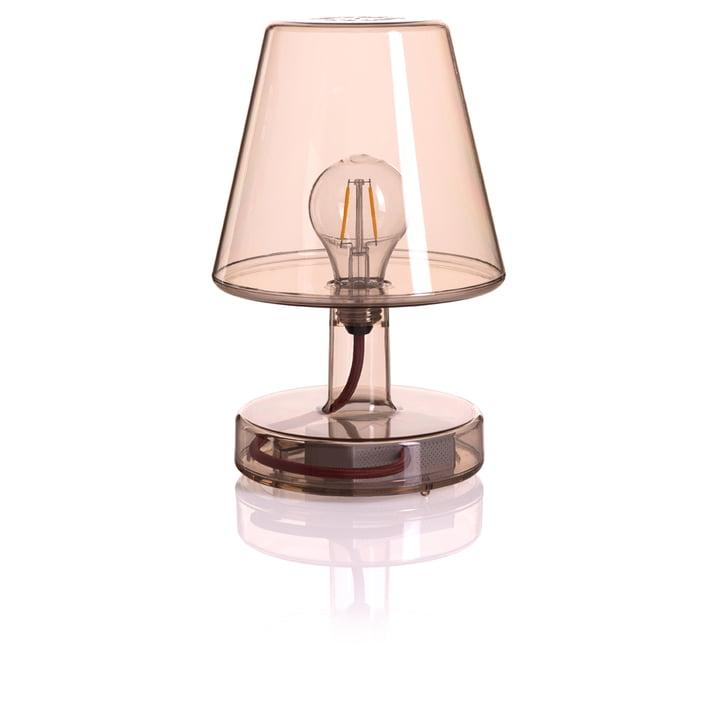 Lampe de table Transloetje de Fatboy en marron