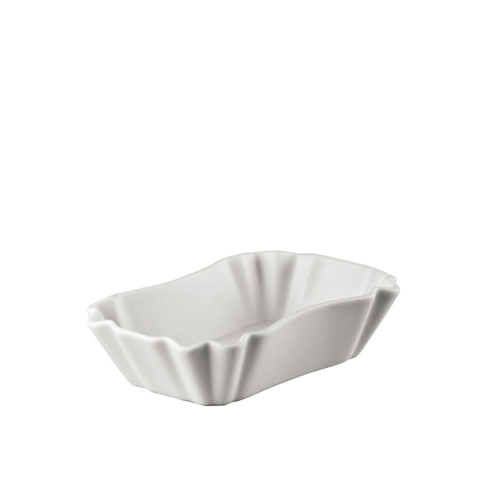 Rosenthal - Pommes-Fit, blanc mat poli