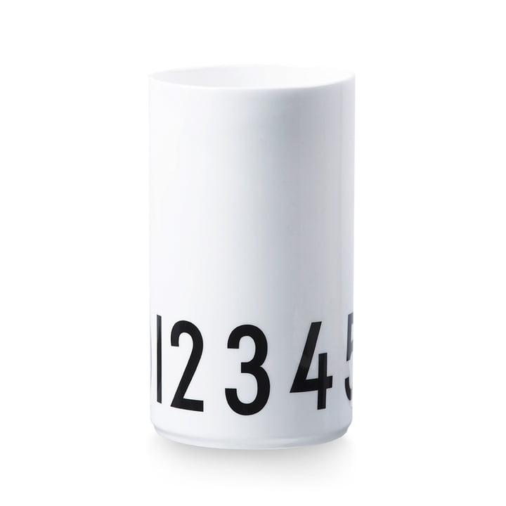 Vase 0-9 de Design Letters en grand