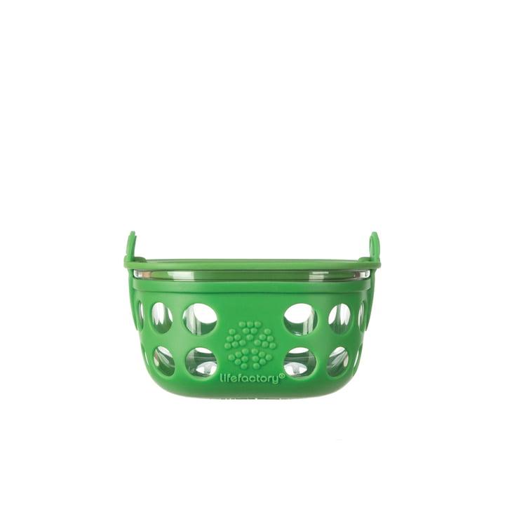 Boîte en verre 0,2litre de Lifefactory en vert
