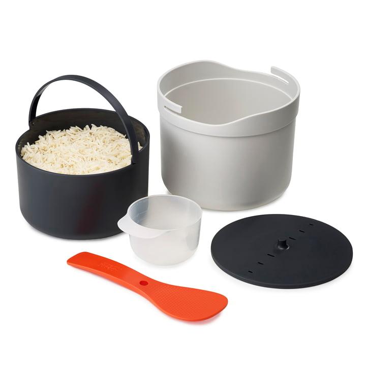 Cuiseur de riz pour micro-ondes M-Cuisine de Joseph Joseph